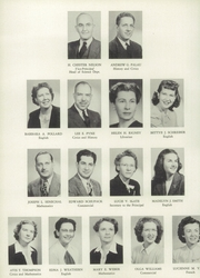 Page 12, 1948 Edition, Windham High School - Crystal Yearbook (Willimantic, CT) online yearbook collection