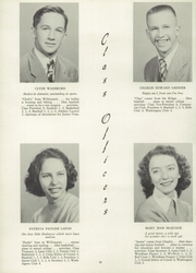 Page 14, 1948 Edition, Windham High School - Crystal Yearbook (Willimantic, CT) online yearbook collection