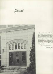 Page 8, 1948 Edition, Windham High School - Crystal Yearbook (Willimantic, CT) online yearbook collection