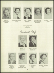 Page 12, 1951 Edition, Windham High School - Crystal Yearbook (Willimantic, CT) online yearbook collection