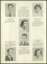 Page 14, 1951 Edition, Windham High School - Crystal Yearbook (Willimantic, CT) online yearbook collection