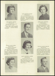 Page 15, 1951 Edition, Windham High School - Crystal Yearbook (Willimantic, CT) online yearbook collection