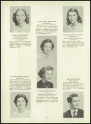 Page 16, 1951 Edition, Windham High School - Crystal Yearbook (Willimantic, CT) online yearbook collection