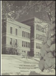 Page 5, 1951 Edition, Windham High School - Crystal Yearbook (Willimantic, CT) online yearbook collection