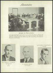 Page 8, 1951 Edition, Windham High School - Crystal Yearbook (Willimantic, CT) online yearbook collection