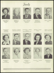 Page 9, 1951 Edition, Windham High School - Crystal Yearbook (Willimantic, CT) online yearbook collection