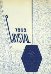 1952 Edition, Windham High School - Crystal Yearbook (Willimantic, CT)