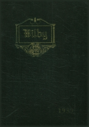 Page 1, 1939 Edition, Wilby High School - Wilby Yearbook (Waterbury, CT) online yearbook collection