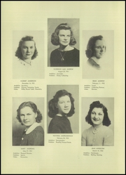Page 10, 1939 Edition, Wilby High School - Wilby Yearbook (Waterbury, CT) online yearbook collection