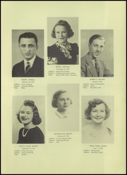 Page 11, 1939 Edition, Wilby High School - Wilby Yearbook (Waterbury, CT) online yearbook collection
