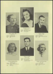 Page 12, 1939 Edition, Wilby High School - Wilby Yearbook (Waterbury, CT) online yearbook collection