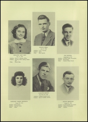 Page 13, 1939 Edition, Wilby High School - Wilby Yearbook (Waterbury, CT) online yearbook collection