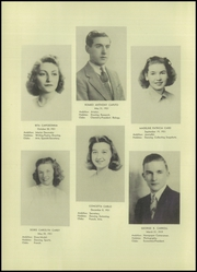 Page 16, 1939 Edition, Wilby High School - Wilby Yearbook (Waterbury, CT) online yearbook collection