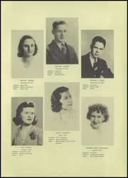 Page 17, 1939 Edition, Wilby High School - Wilby Yearbook (Waterbury, CT) online yearbook collection