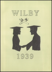Page 5, 1939 Edition, Wilby High School - Wilby Yearbook (Waterbury, CT) online yearbook collection