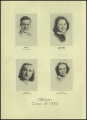 Page 8, 1939 Edition, Wilby High School - Wilby Yearbook (Waterbury, CT) online yearbook collection