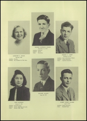 Page 9, 1939 Edition, Wilby High School - Wilby Yearbook (Waterbury, CT) online yearbook collection
