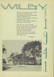 Page 5, 1941 Edition, Wilby High School - Wilby Yearbook (Waterbury, CT) online yearbook collection