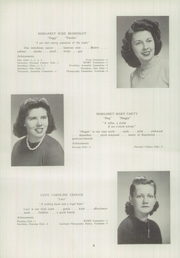 Page 10, 1945 Edition, Newtown High School - Bugle Yearbook (Newtown, CT) online yearbook collection