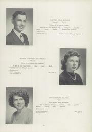 Page 13, 1945 Edition, Newtown High School - Bugle Yearbook (Newtown, CT) online yearbook collection