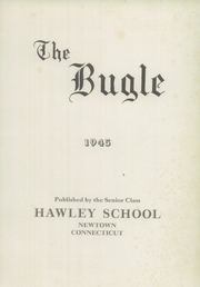 Page 3, 1945 Edition, Newtown High School - Bugle Yearbook (Newtown, CT) online yearbook collection