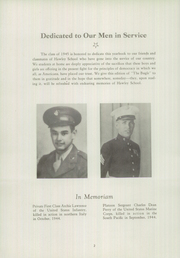 Page 4, 1945 Edition, Newtown High School - Bugle Yearbook (Newtown, CT) online yearbook collection