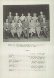 Page 6, 1945 Edition, Newtown High School - Bugle Yearbook (Newtown, CT) online yearbook collection