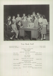 Page 8, 1945 Edition, Newtown High School - Bugle Yearbook (Newtown, CT) online yearbook collection
