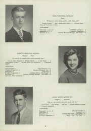 Page 12, 1946 Edition, Newtown High School - Bugle Yearbook (Newtown, CT) online yearbook collection