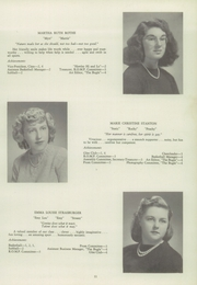 Page 13, 1946 Edition, Newtown High School - Bugle Yearbook (Newtown, CT) online yearbook collection