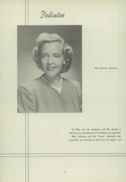 Page 4, 1946 Edition, Newtown High School - Bugle Yearbook (Newtown, CT) online yearbook collection