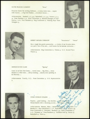 Page 11, 1956 Edition, Newtown High School - Bugle Yearbook (Newtown, CT) online yearbook collection