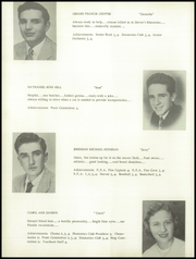 Page 14, 1956 Edition, Newtown High School - Bugle Yearbook (Newtown, CT) online yearbook collection