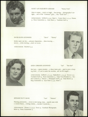 Page 16, 1956 Edition, Newtown High School - Bugle Yearbook (Newtown, CT) online yearbook collection