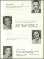 Page 17, 1956 Edition, Newtown High School - Bugle Yearbook (Newtown, CT) online yearbook collection