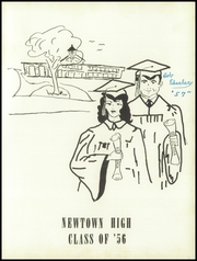 Page 5, 1956 Edition, Newtown High School - Bugle Yearbook (Newtown, CT) online yearbook collection
