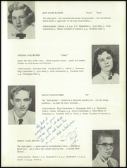 Page 9, 1956 Edition, Newtown High School - Bugle Yearbook (Newtown, CT) online yearbook collection
