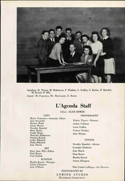 Page 15, 1943 Edition, Seymour High School - L Agenda Yearbook (Seymour, CT) online yearbook collection
