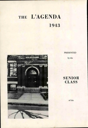 Page 6, 1943 Edition, Seymour High School - L Agenda Yearbook (Seymour, CT) online yearbook collection