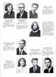 Page 17, 1965 Edition, Farmington High School - Student Yearbook (Farmington, CT) online yearbook collection