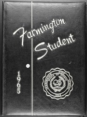 Page 3, 1965 Edition, Farmington High School - Student Yearbook (Farmington, CT) online yearbook collection
