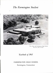 Page 6, 1965 Edition, Farmington High School - Student Yearbook (Farmington, CT) online yearbook collection