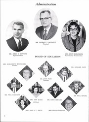 Page 9, 1965 Edition, Farmington High School - Student Yearbook (Farmington, CT) online yearbook collection