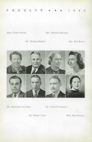 Page 10, 1943 Edition, Watertown High School - Yearbook (Watertown, CT) online yearbook collection