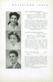 Page 14, 1943 Edition, Watertown High School - Yearbook (Watertown, CT) online yearbook collection