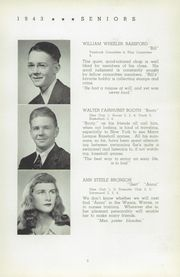Page 15, 1943 Edition, Watertown High School - Yearbook (Watertown, CT) online yearbook collection