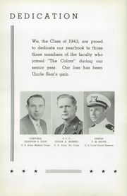 Page 8, 1943 Edition, Watertown High School - Yearbook (Watertown, CT) online yearbook collection