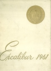Page 1, 1961 Edition, Waterford High School - Excalibur Yearbook (Waterford, CT) online yearbook collection