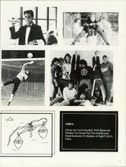 Page 11, 1986 Edition, Waterford High School - Excalibur Yearbook (Waterford, CT) online yearbook collection