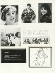 Page 13, 1986 Edition, Waterford High School - Excalibur Yearbook (Waterford, CT) online yearbook collection